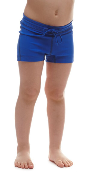 Houdini Kids Liquid Skin Shorts Tribe Blue